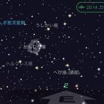 今夜から明日の未明、しぶんぎ座流星群の極大で観測条件は最高ですよ!