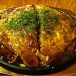 [めし] TABOの広島風お好み焼き