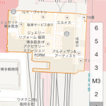 なにこれ!Google Maps のアップデートで建物の内部の各階の店舗まで!