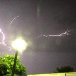 意外と簡単? 稲妻(稲光、雷)の写真を iPhone で撮影するコツ