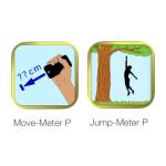 移動メジャーとジャンプ測定を有料版のみにしました